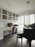 90平米三室一厅宜家风格影音室图