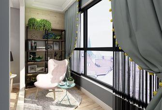 140平米四室两厅北欧风格阳台图片