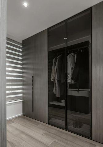 80平米三室两厅现代简约风格衣帽间图片大全