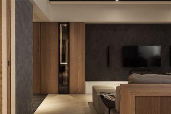 140平米三室三厅混搭风格卧室欣赏图