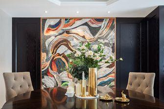 140平米三室一厅美式风格餐厅装修案例