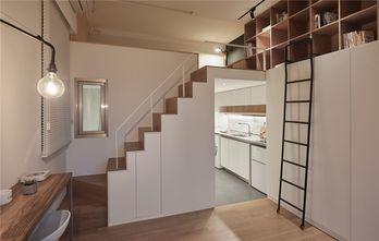 60平米复式宜家风格楼梯间欣赏图