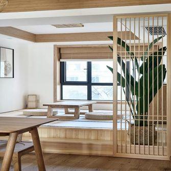 130平米三日式风格阳光房装修效果图
