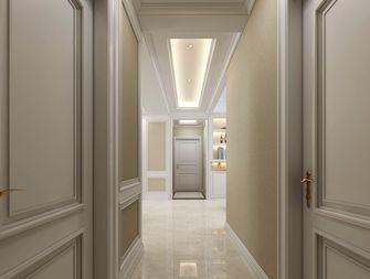 130平米三室两厅美式风格走廊效果图