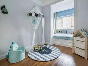130平米复式美式风格儿童房图片