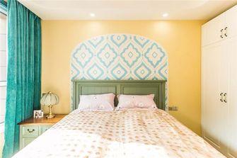 90平米地中海风格卧室图片大全