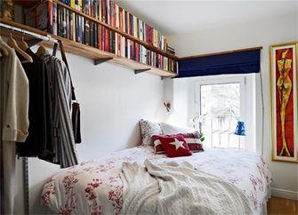 40平米小户型宜家风格卧室欣赏图