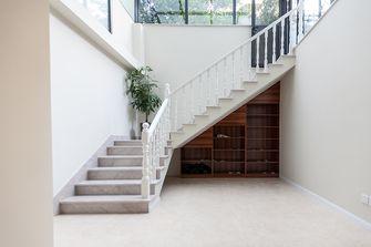 120平米四室两厅混搭风格楼梯间装修图片大全