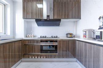 130平米三室两厅宜家风格厨房装修图片大全