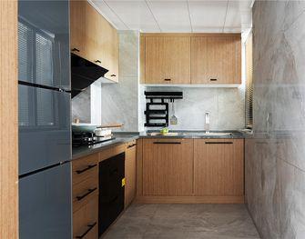 60平米一居室北欧风格厨房效果图