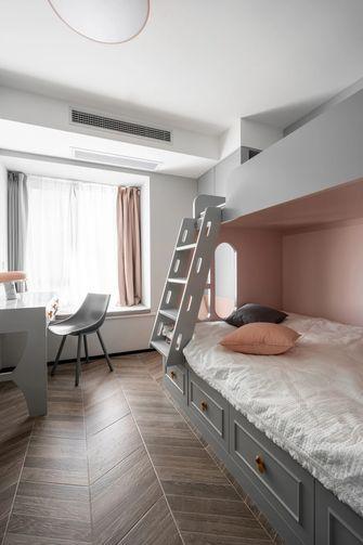 90平米三室两厅现代简约风格儿童房装修图片大全
