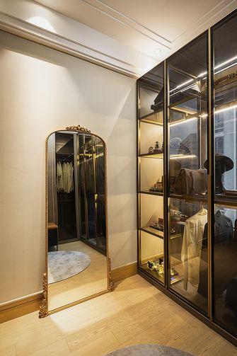 130平米三室两厅美式风格衣帽间装修图片大全