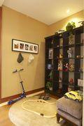 经济型90平米三室两厅东南亚风格儿童房图片大全