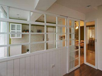 10-15万110平米三室一厅田园风格走廊装修案例