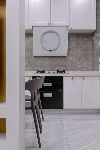 90平米复式宜家风格厨房图片大全