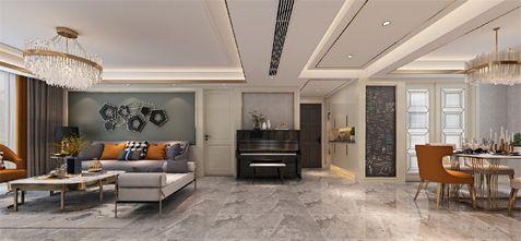 110平米三室两厅新古典风格走廊欣赏图