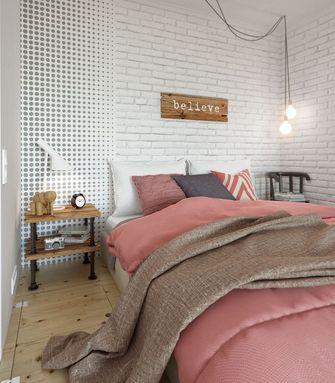 富裕型90平米宜家风格卧室装修效果图