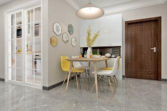 90平米三室两厅北欧风格餐厅设计图