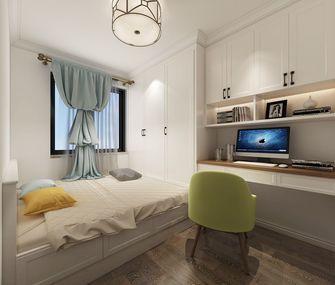 120平米三室两厅现代简约风格儿童房图片