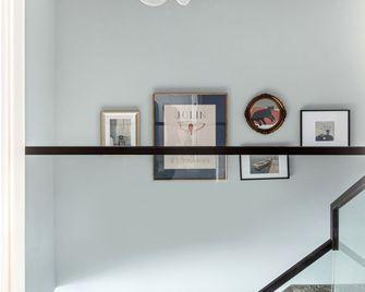 140平米四室三厅美式风格走廊欣赏图