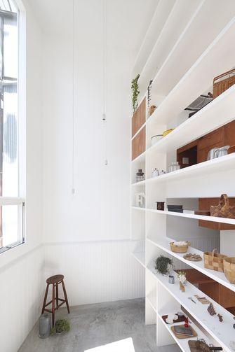 60平米公寓宜家风格书房欣赏图