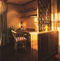 100平米东南亚风格书房装修效果图