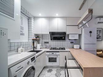 经济型50平米小户型现代简约风格厨房装修案例