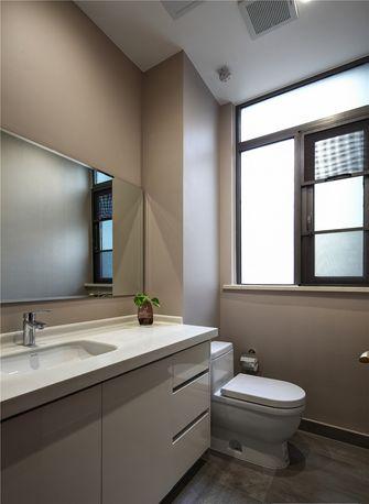 140平米四室三厅现代简约风格卫生间装修效果图