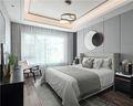 140平米四室两厅英伦风格卧室装修图片大全