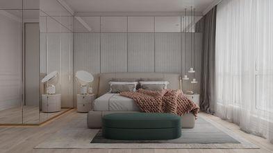 80平米一居室法式风格卧室设计图