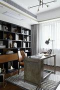 120平米四室两厅宜家风格书房装修案例