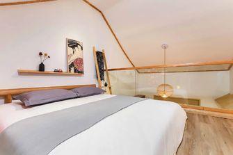 30平米以下超小户型日式风格卧室效果图
