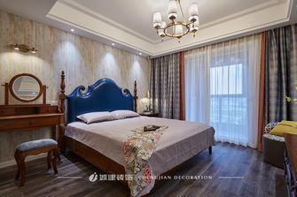 120平米四室两厅美式风格卧室装修图片大全