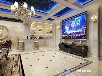 140平米复式欧式风格影音室图片