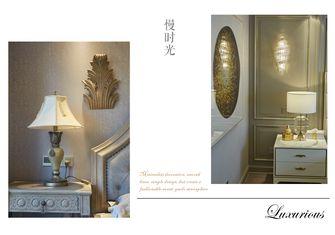 豪华型130平米四室两厅现代简约风格卧室图片