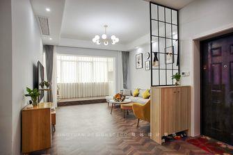 140平米复式北欧风格玄关装修案例