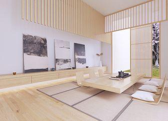 100平米一室一厅日式风格客厅图片大全