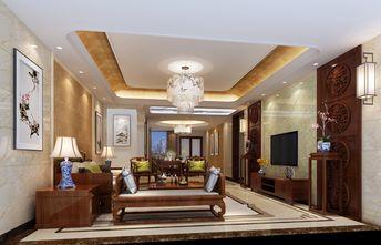 140平米四室两厅新古典风格客厅图