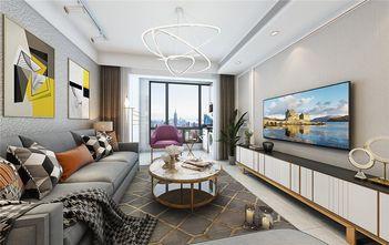 110平米四室两厅其他风格客厅图
