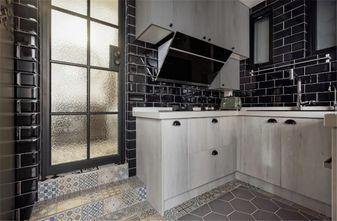 70平米三室两厅新古典风格厨房设计图