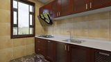 70平米东南亚风格厨房欣赏图