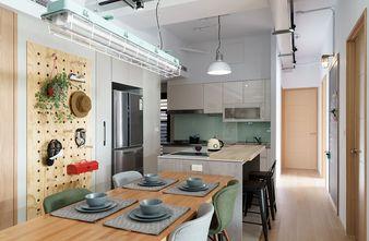 50平米小户型混搭风格厨房图片