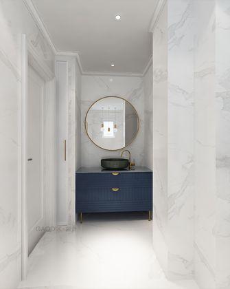 100平米一室两厅法式风格玄关图片