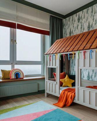 5-10万60平米一室一厅混搭风格儿童房装修案例
