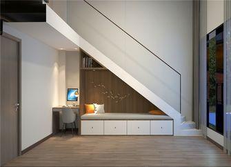 140平米别墅现代简约风格储藏室图