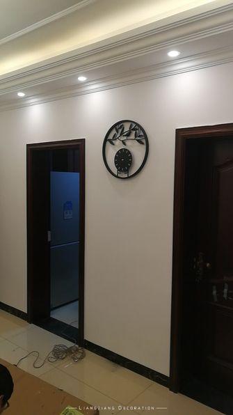 100平米三室两厅中式风格走廊装修效果图