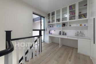 富裕型140平米四室两厅中式风格楼梯设计图
