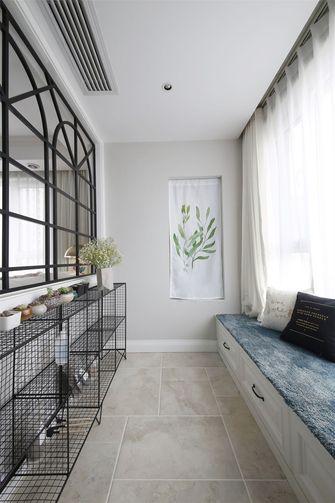 130平米三室两厅欧式风格阳台欣赏图