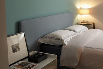 经济型80平米一室两厅宜家风格卧室装修效果图