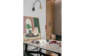 80平米現代簡約風格餐廳圖片大全